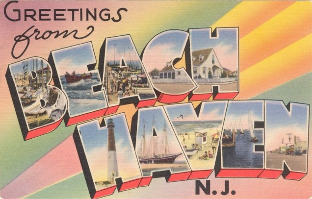 Large-Letter-Greetings-from-Beach-Haven-NJ-1958-800x511